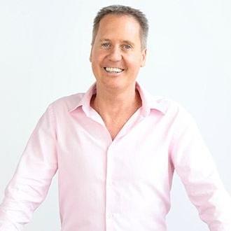Rick Hay - Author and TV personality headshot