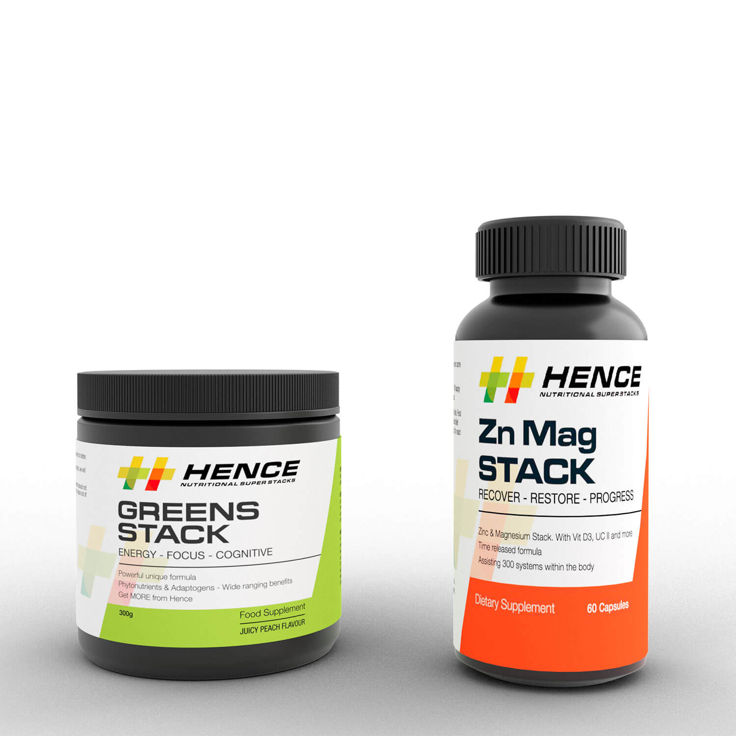 Hence fitness supplement bundle