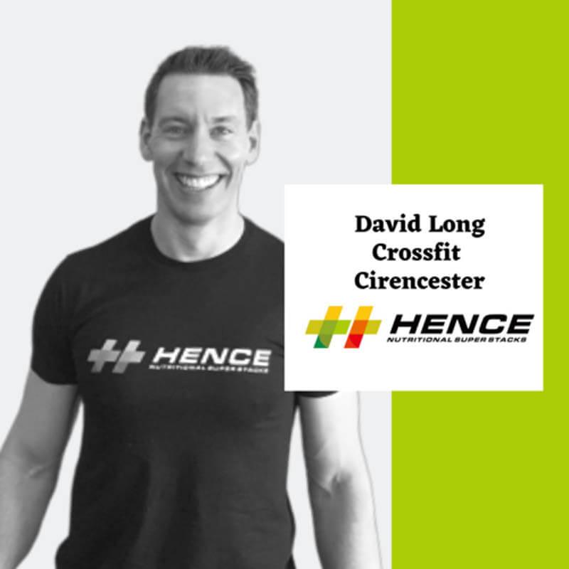 Dan Long - Hence Ambassador and CrossFit Gym Owner