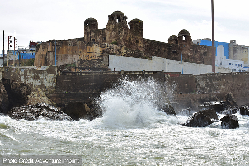 The Old Portuguese Fort