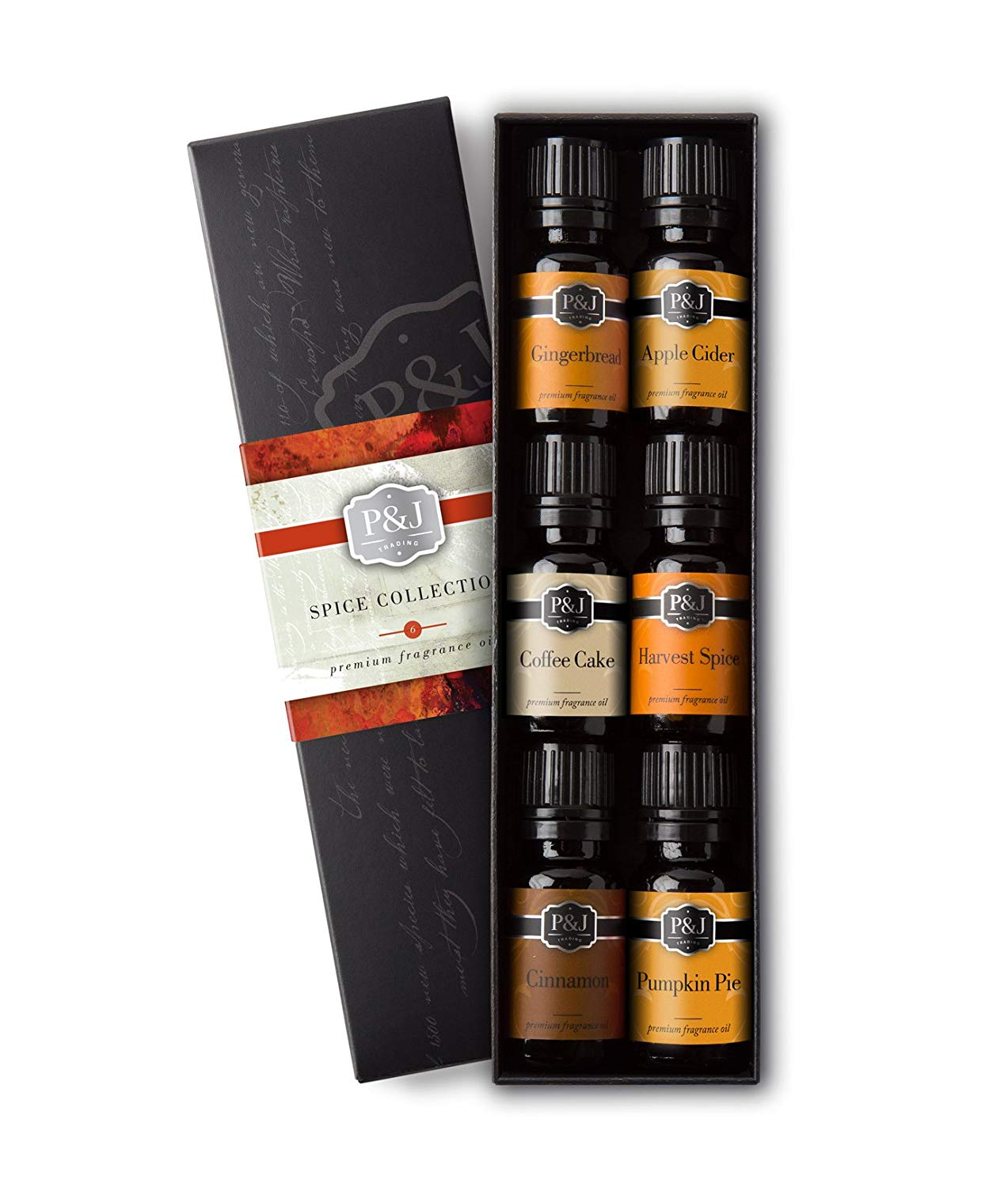 Fall Essential Oil Spice Collection