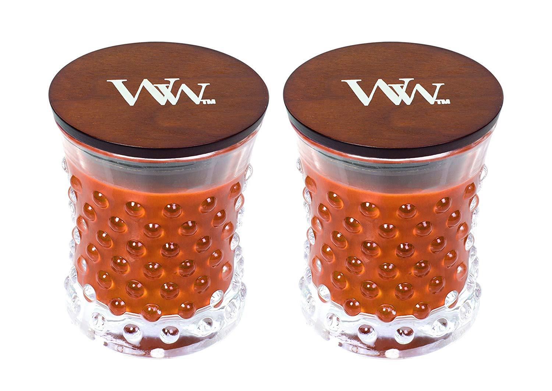 Pumpkin Butter Woodwick Candle