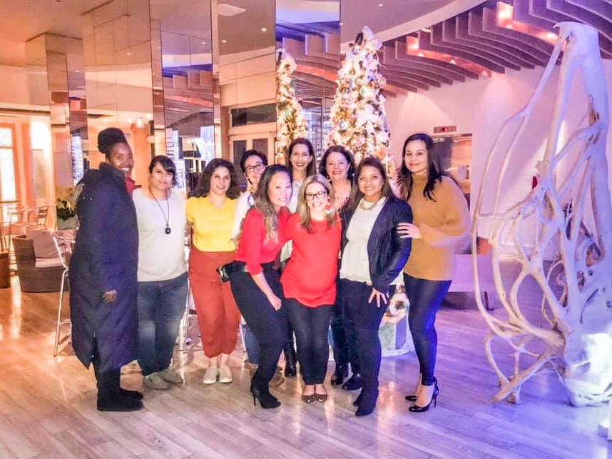 Tuesdays Together Long Island Holiday Party