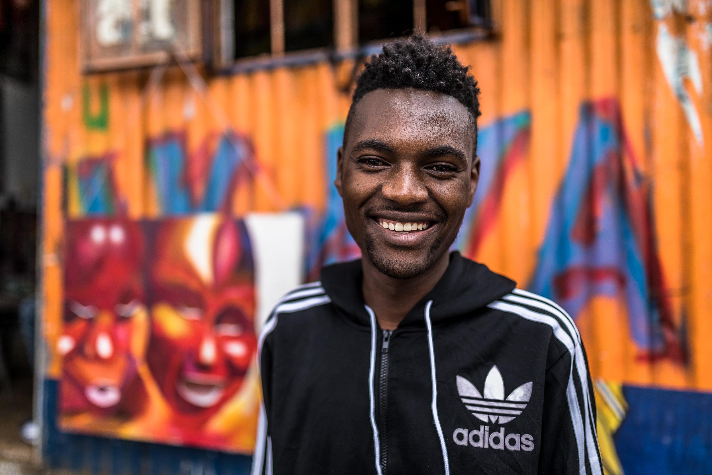 Syimon Kibe -