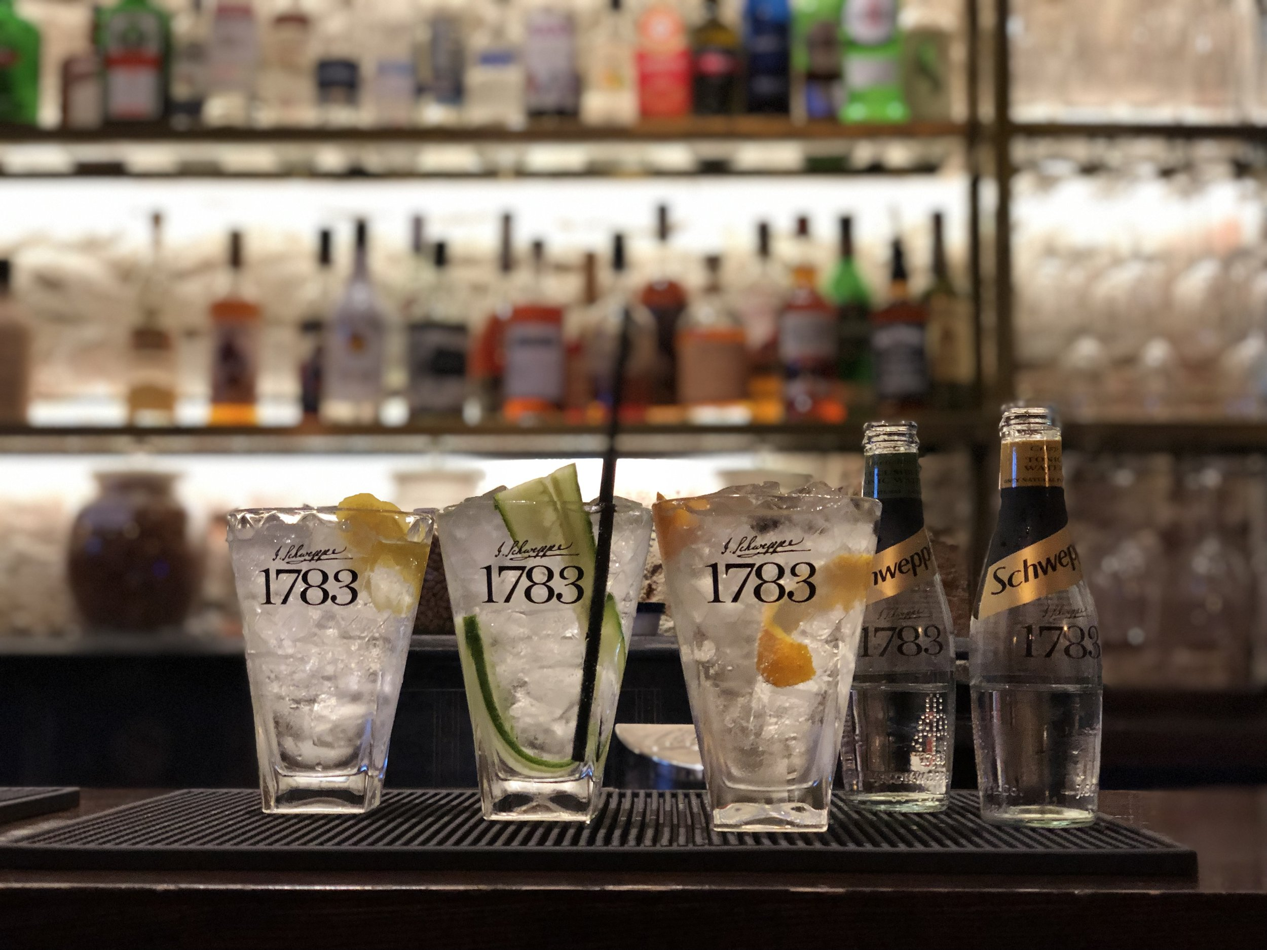 Prior to ceremony - Our bar is open from 12pm for drinks to take help ease any nerves
