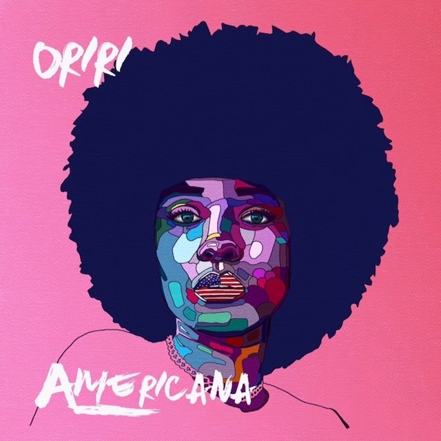 AMERICANA - OUT NOW!PRODUCED BY ORIRI X OMICHAELS
