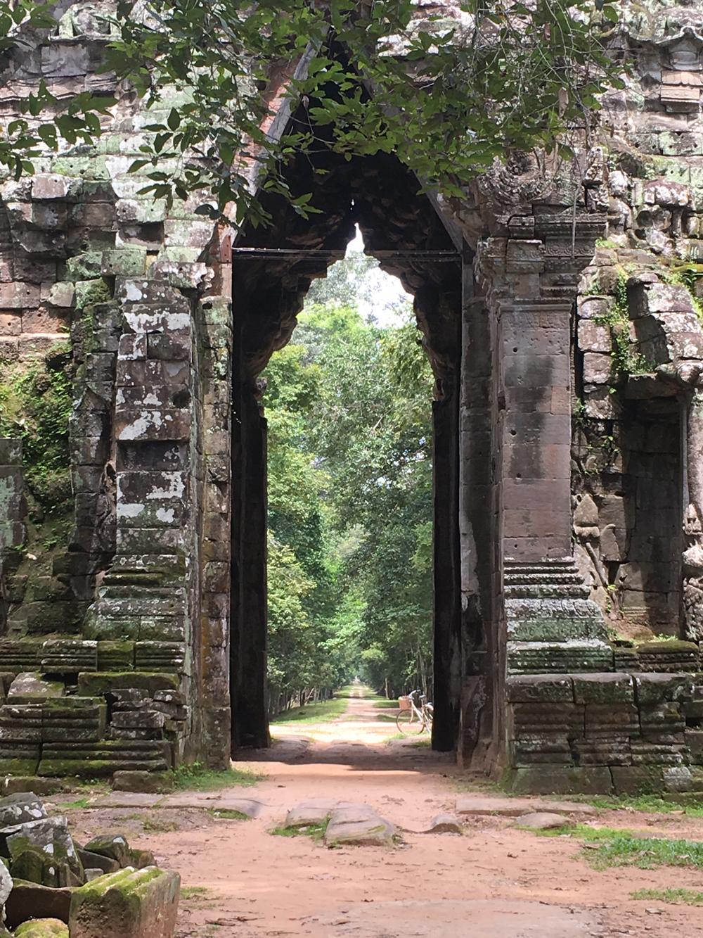 Angkor-Wat-National-Park,-Cambodia