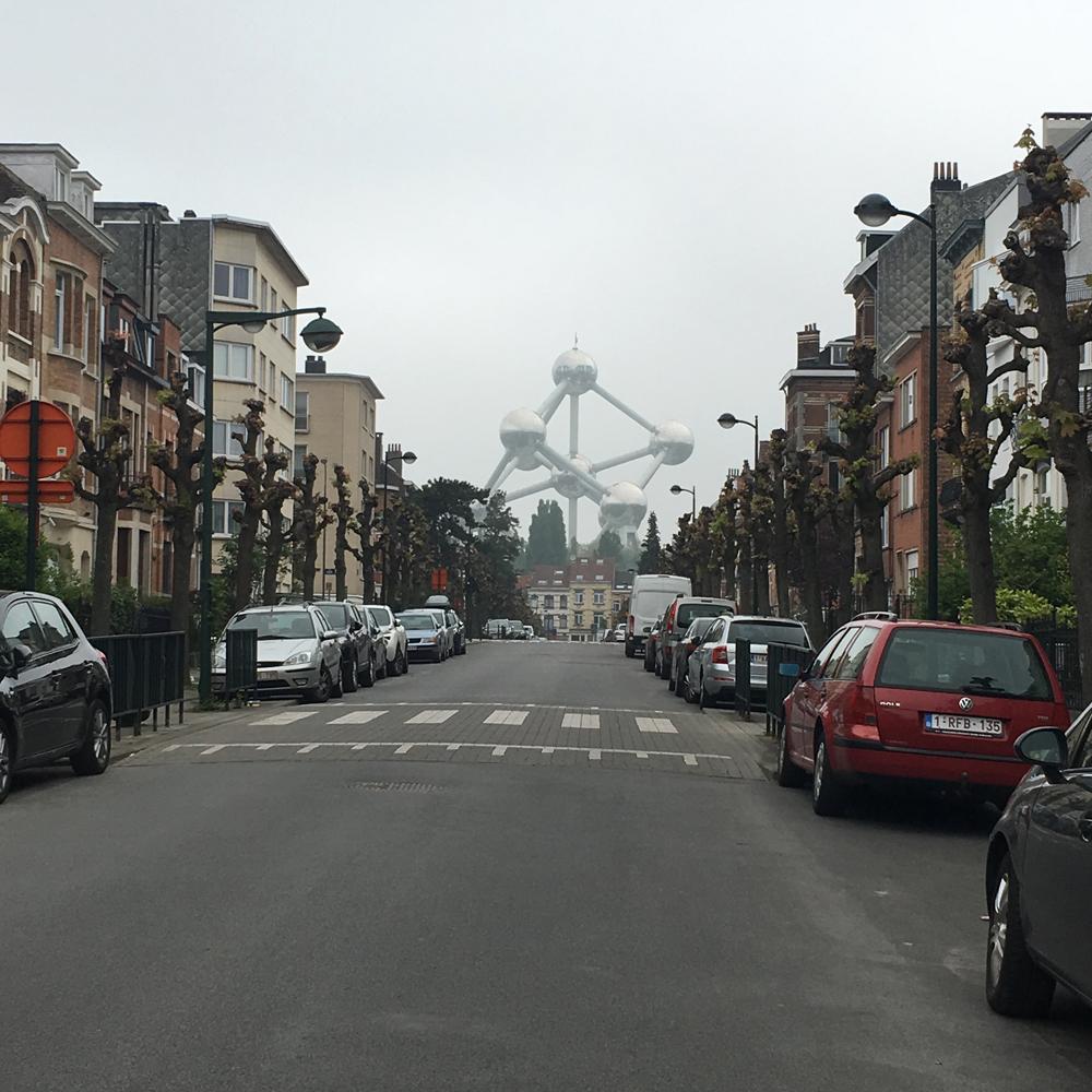 Atomium,-Brussels,-BE