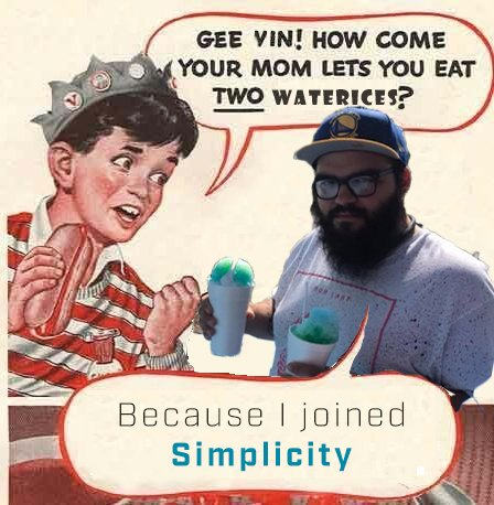 Welcome VinFlo to the Simplicity Stream Team -
