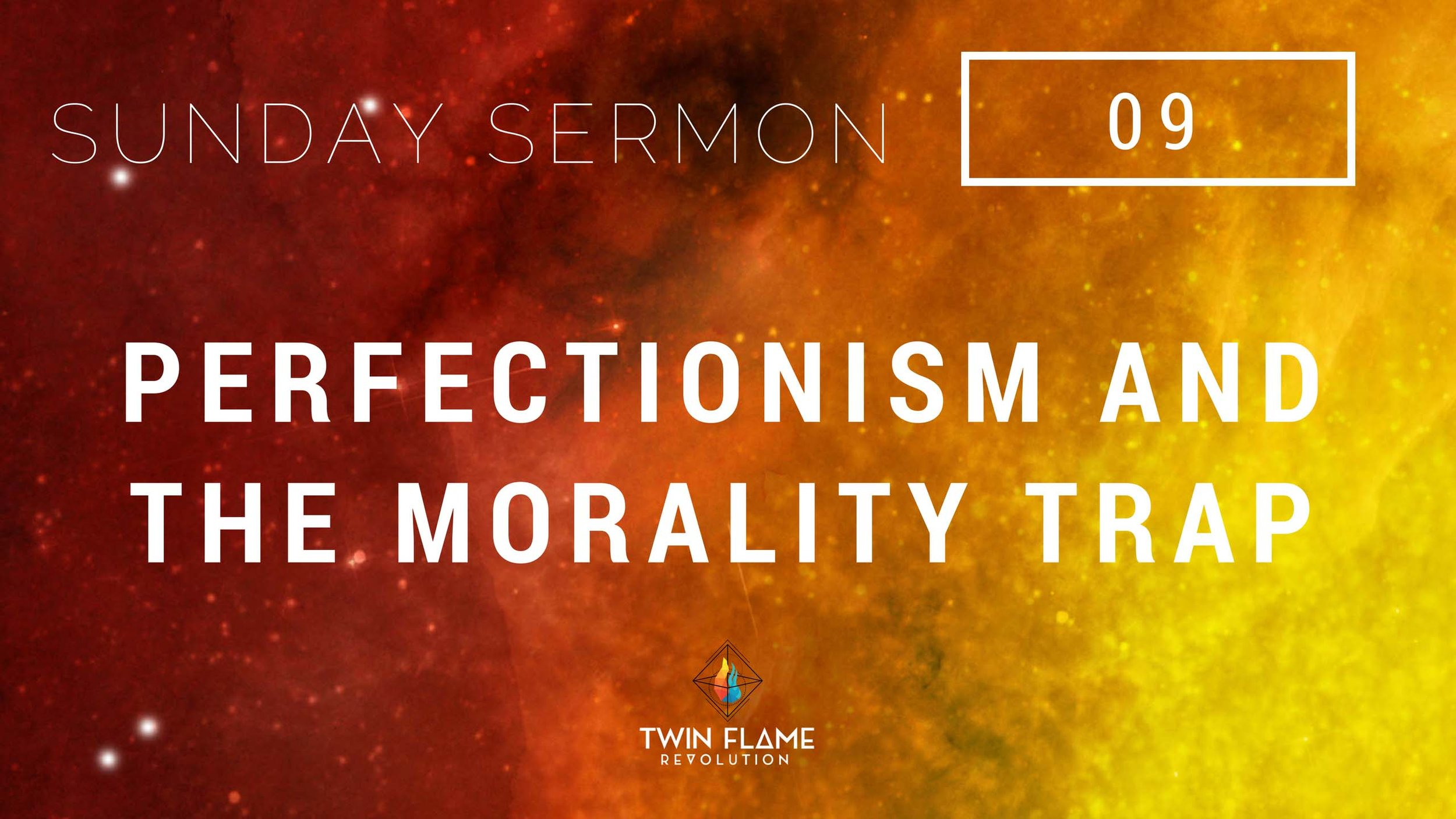 perfectionism and the morality trap