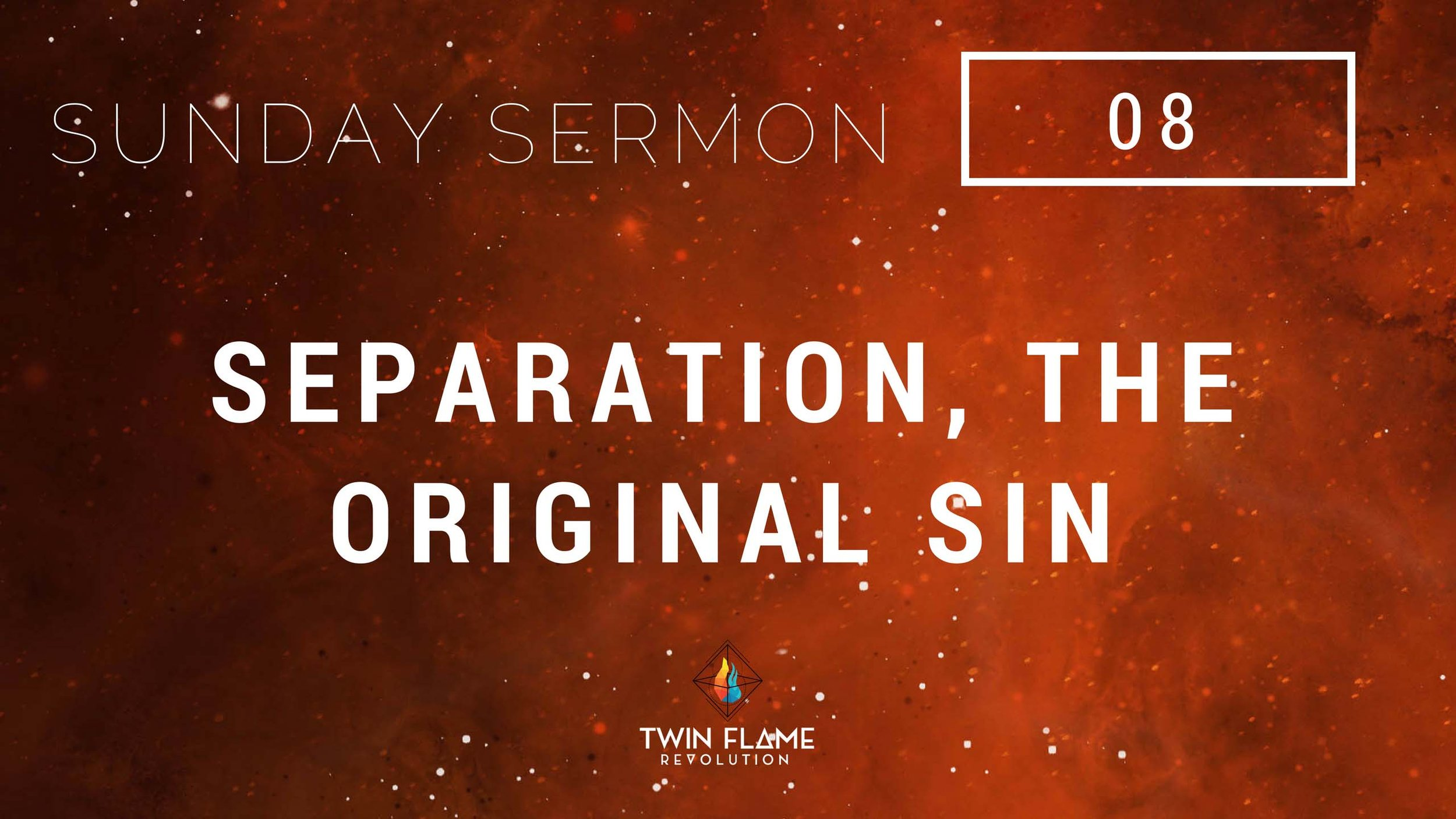 separation, the original sin