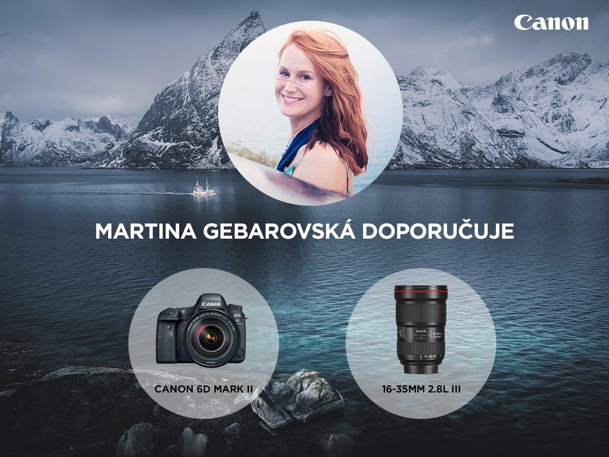Martina Gebarovska Photography Canon