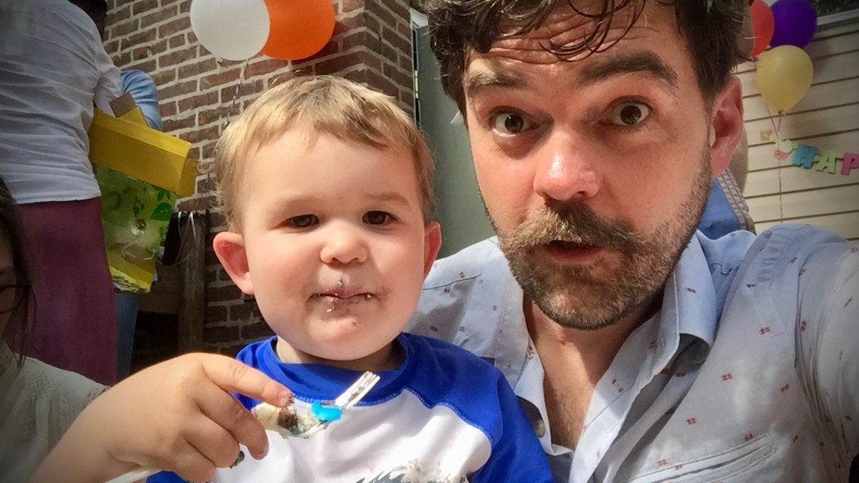 How do you talk to your kids when you have cancer? - Mark Schoneveld & his journey with oligoastrocytoma