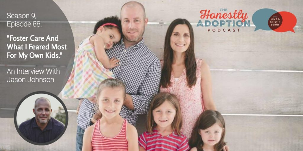 The Honestly Adoption Podcast Series - Mike and Kristin host a podcast answering common questions and discussing prevalent issues for families adopting or fostering kids