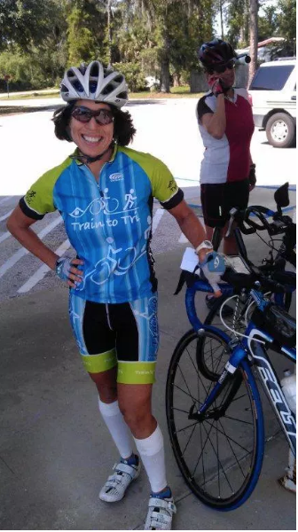 Triathlete & trainer with CMT - Joy's story of staying active with CMT
