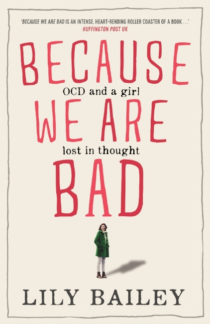 UK Model and writer Lily Bailey shares her story with OCD in her new book. Read an interview with Lily about the book here!