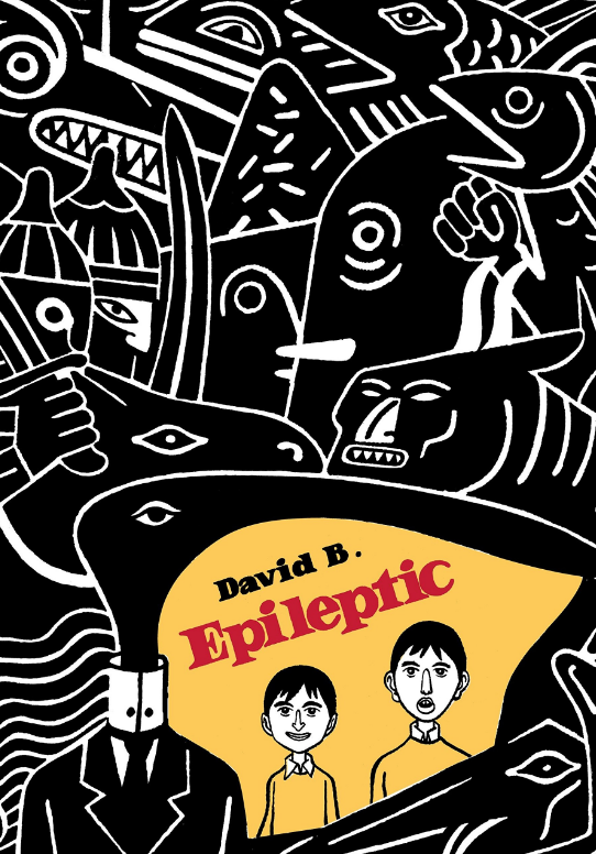 David B. and his graphic novel of living with a brother with epilepsy