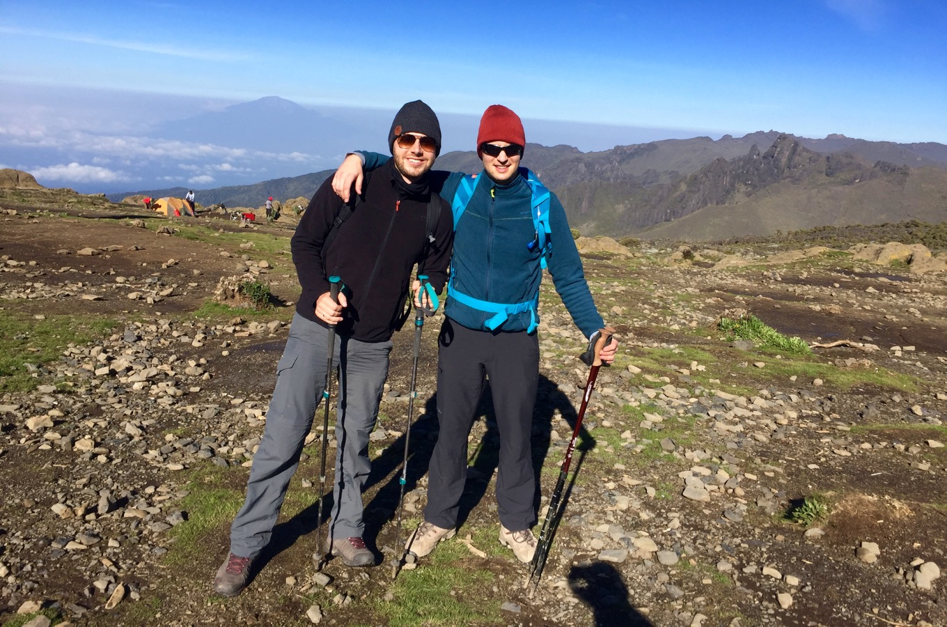 Our personal experience with altitude sickness on Kilimanjaro -