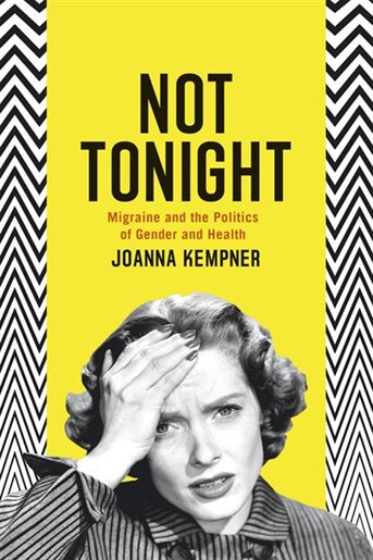 """In this work, Joanna Kempner """"casts new light on how cultural beliefs about gender, pain, and the distinction between mind and body influence not only whose suffering we legitimate, but which remedies are marketed, how medicine is practiced, and how knowledge about disease is produced."""""""