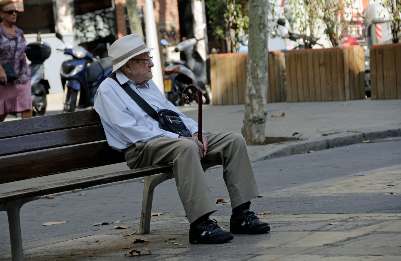 Living with Stigma - Depressed Elderly Persons' Experiences of Physical Health Problems