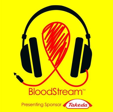 Bloodstream media - A podcast network around bleeding disorders