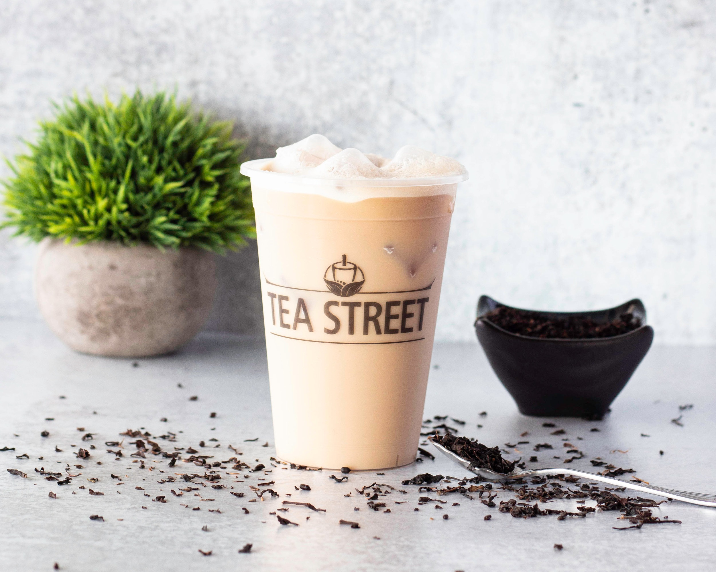Tea Street Milk Tea