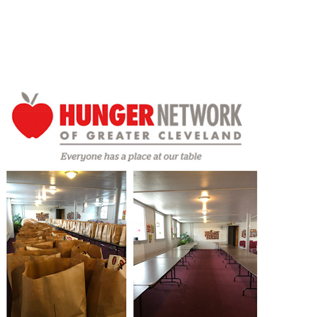 APRIL 2018 - On April 28th, we volunteered for the Hunger Network. We helped serve the East Cleveland community, passing out over 150 grocery bags to low income families in under an hour.The Hunger Network of Greater Cleveland's mission is to reduce hunger and enhance nutrition in our community by providing food and other health related vital services to individuals and families by actively and effectively participating in a coordinated response to people in need.To learn more about The Hunger Network of Greater Cleveland and to find out how you can help, click below!