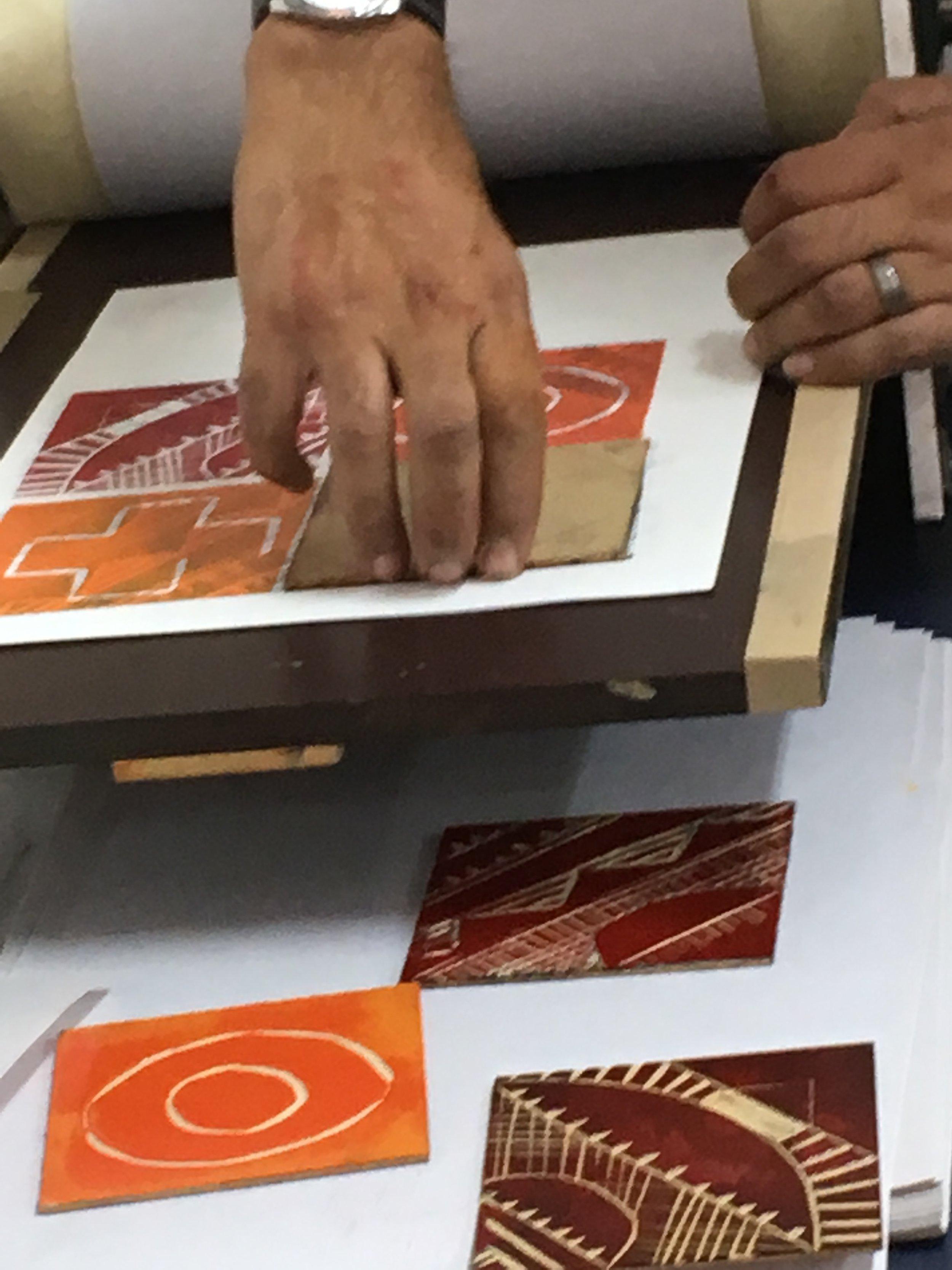 Woodcut Printmaking