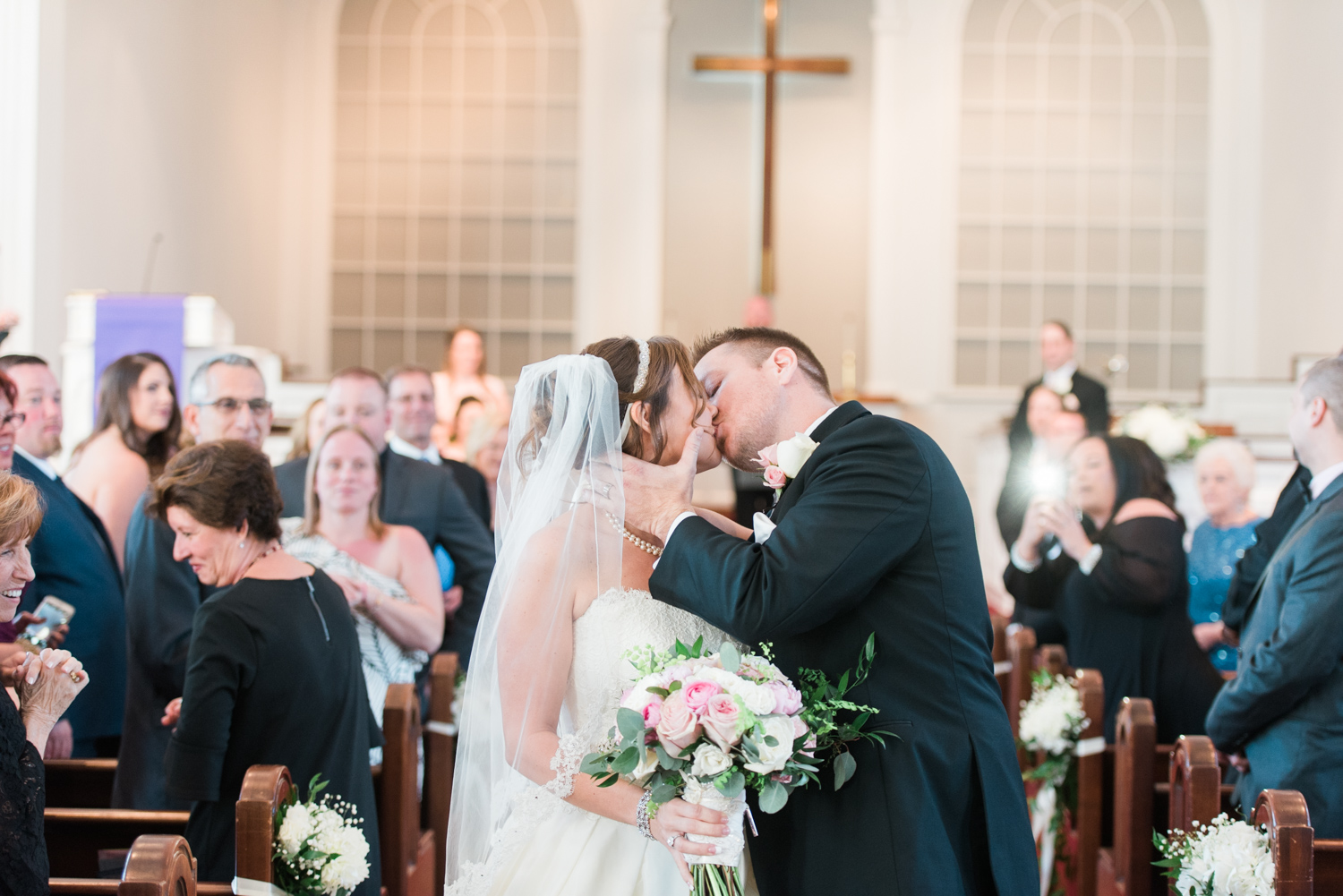First Congregational Chuch of Winter Park Wedding Rania Marie Photography