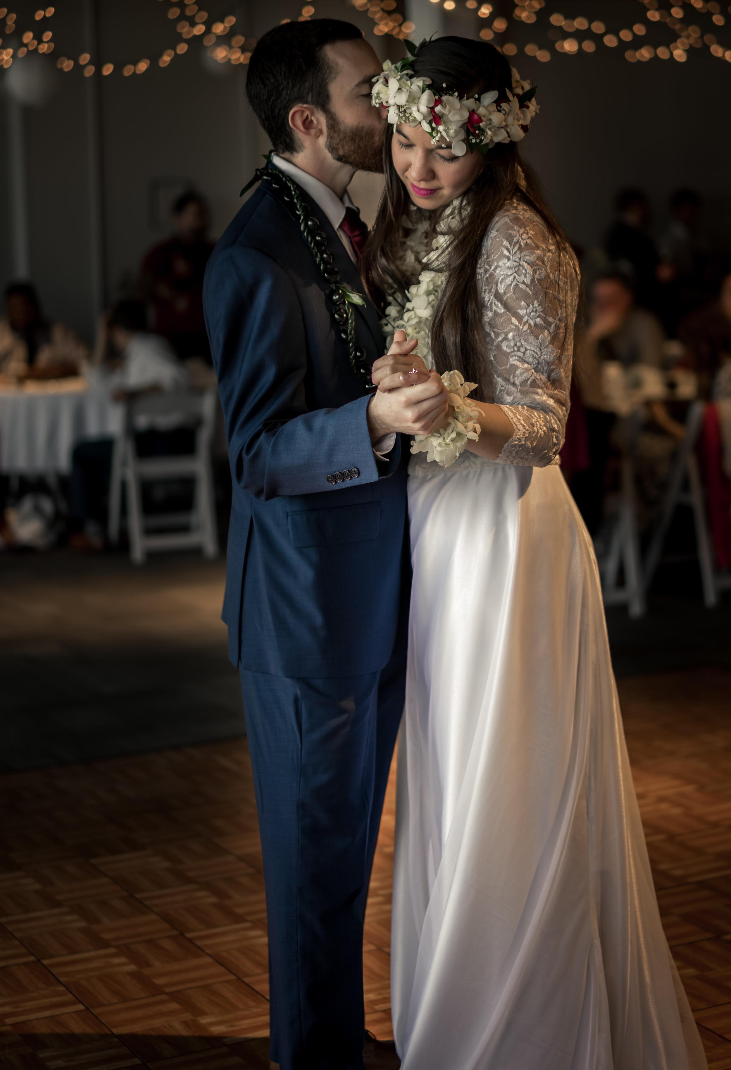 wedding first dance field photo louisville photographer