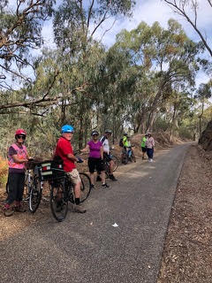 Downhill from Beechworth (need larger pic from Joy)