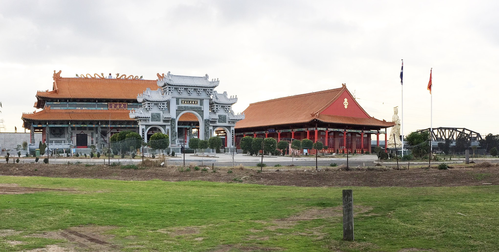 Temple of the Mazu, the Heavenly Queen
