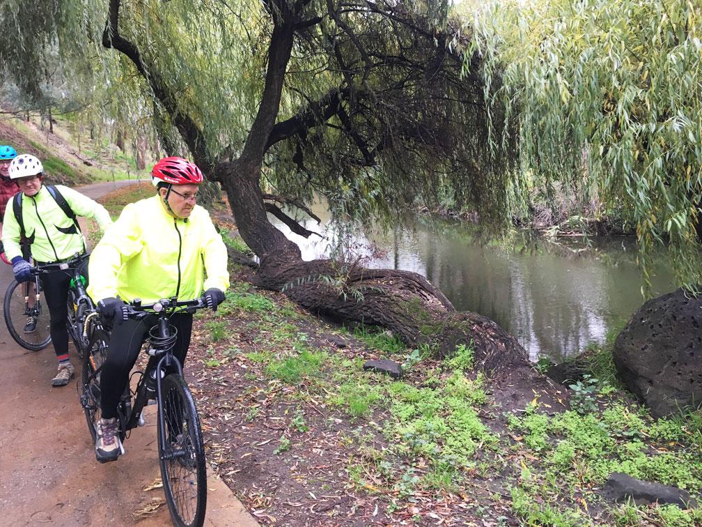 The Merri Creek North Coburg
