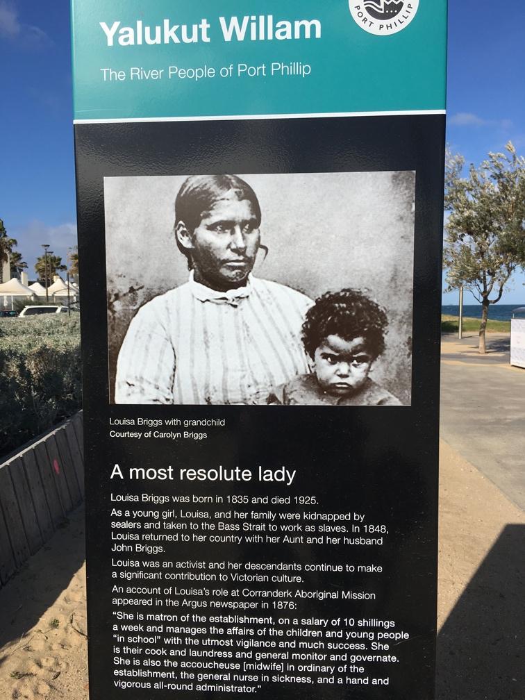 Aboriginal History.