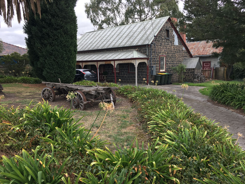 Ziebell's Farmhouse