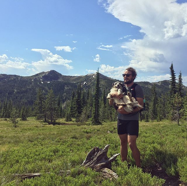 Great Burn, 2019. Hoodoo pass to Lolo pass. 59 miles, ~16,000 feet of vert, 5 amazing companions. The final miles were the fastest splits as we raced to escape the lightning striking all around us and we had the truly amazing opportunity to see trees torching from being struck across the valley. Took us just over 24 hours with plenty of route finding to slow us down.