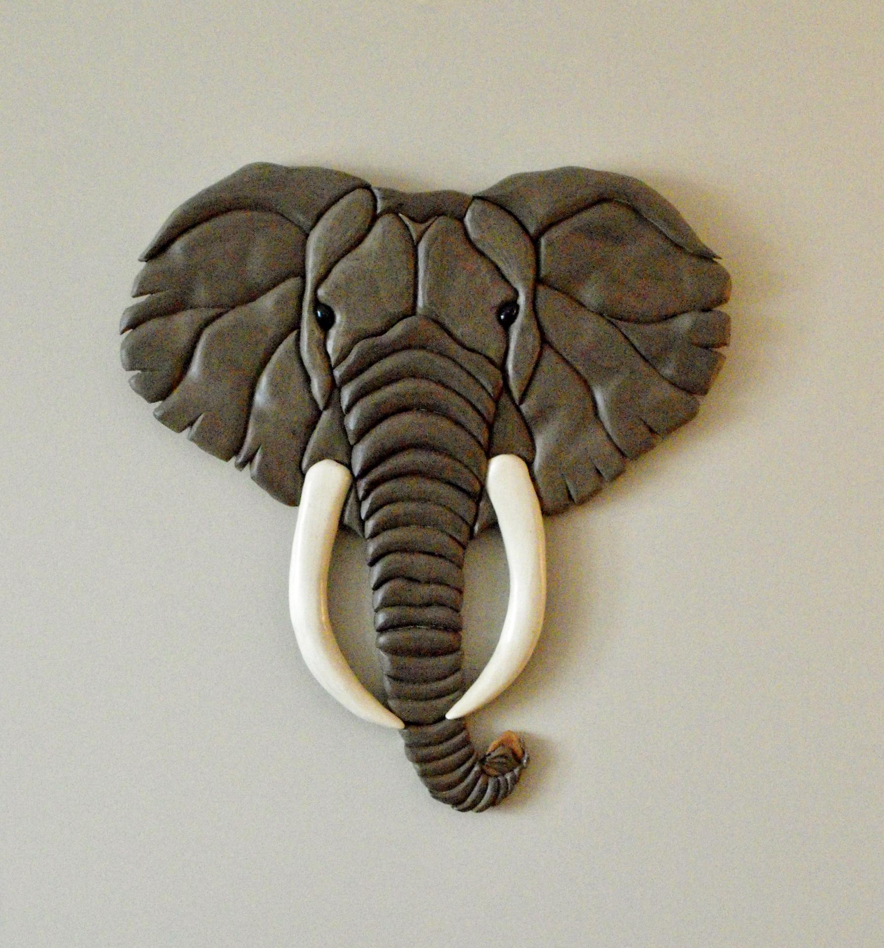 Elephant Head - Bill Dopson.JPG