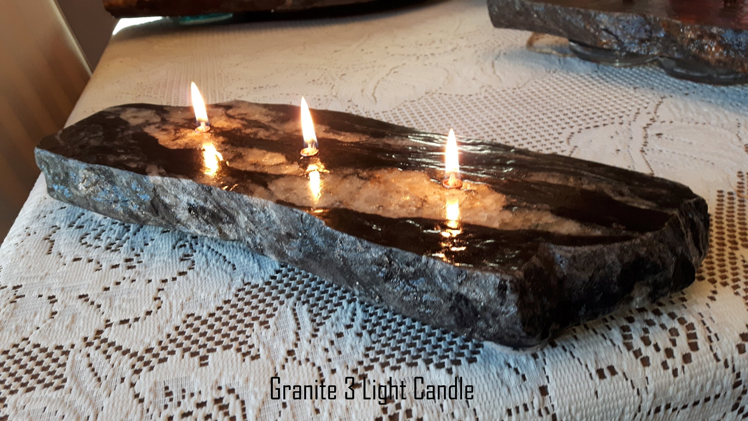 Granite 3 light candle - Brian Cady.jpg