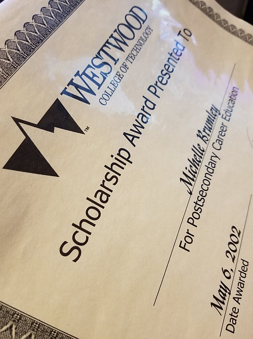 May 6th, 2002.  I was a soon-to-be-graduated High School Senior dreaming of attending Westwood College of Technology for Graphic Design. It appears they  closed their doors in 2016 .