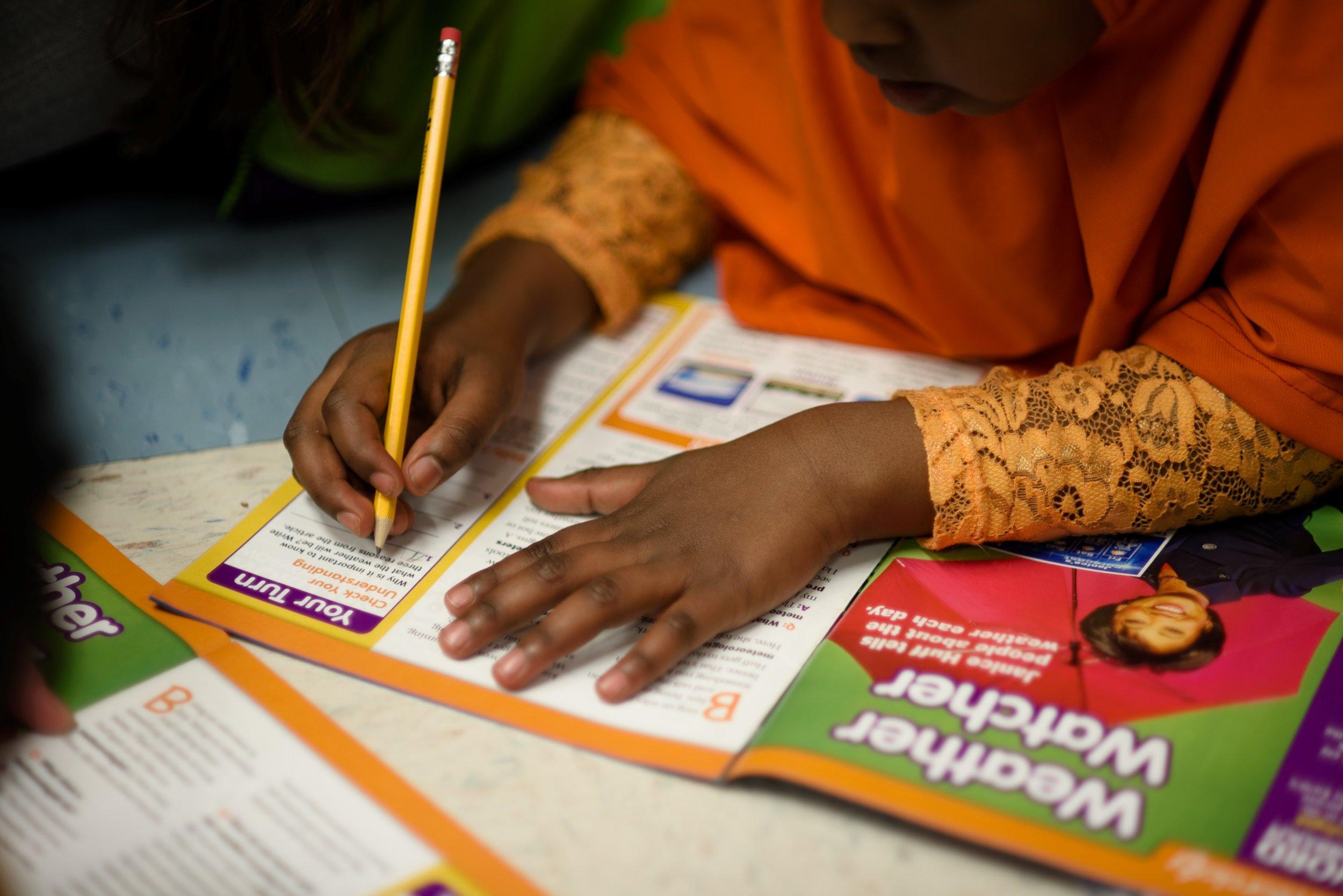 Elementary - Community Based Programs