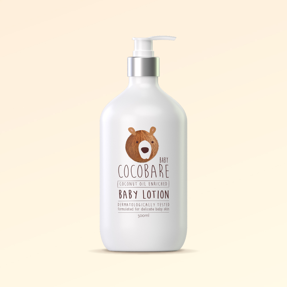 Baby lotion - 500ml