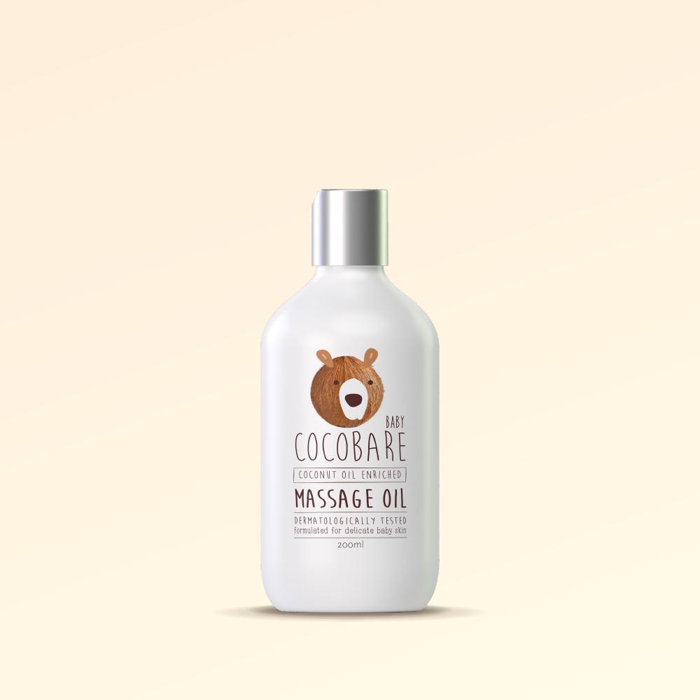 Massage Oil - 200ml