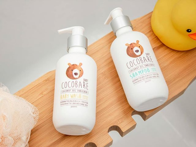 We have a tear free guarantee. That's right, protect your little one's eyes with our soap free, coconut oil enriched products. Cocobare products on sale for 40% off this week @woolworths_au