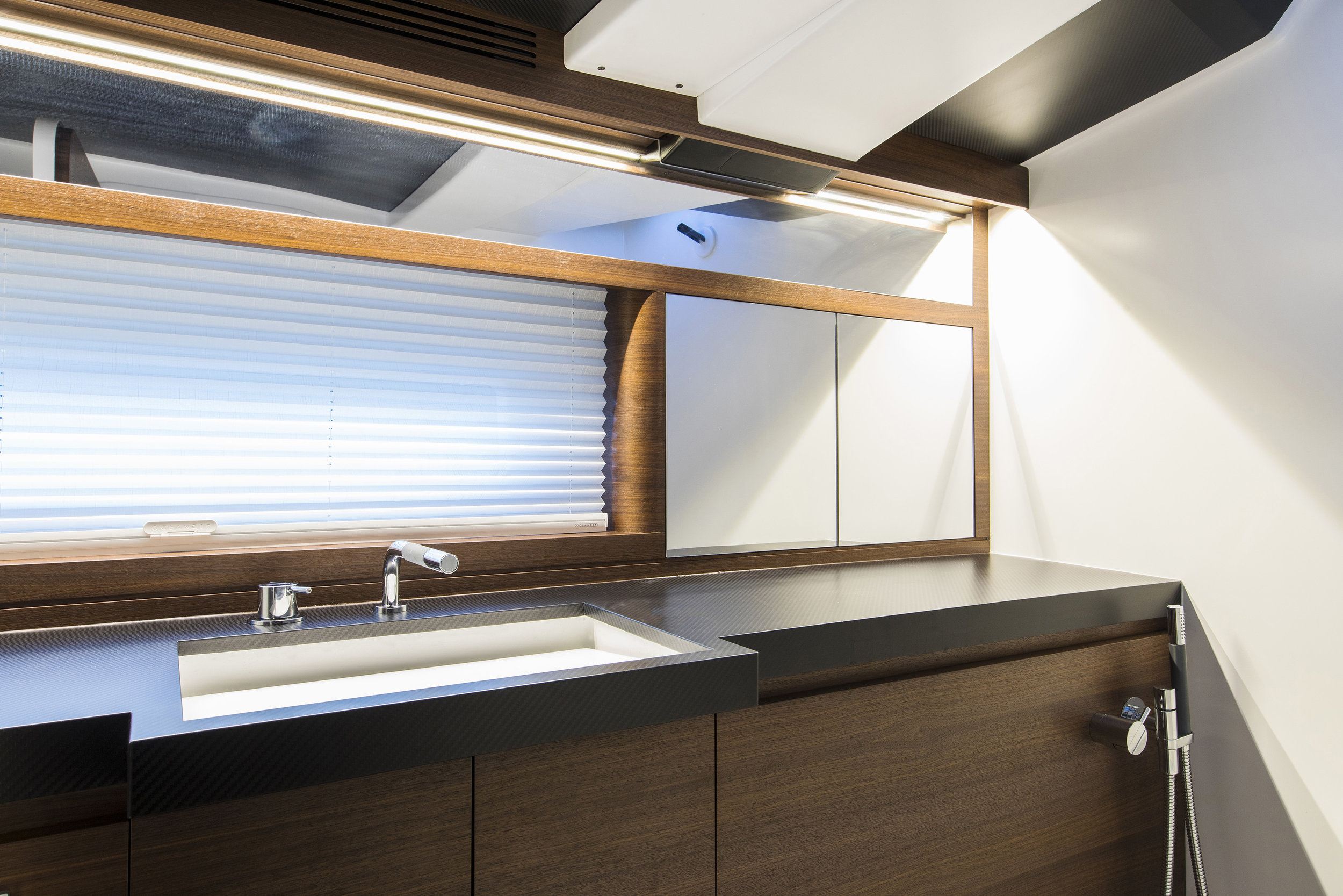 Luxury Super Yacht fit out