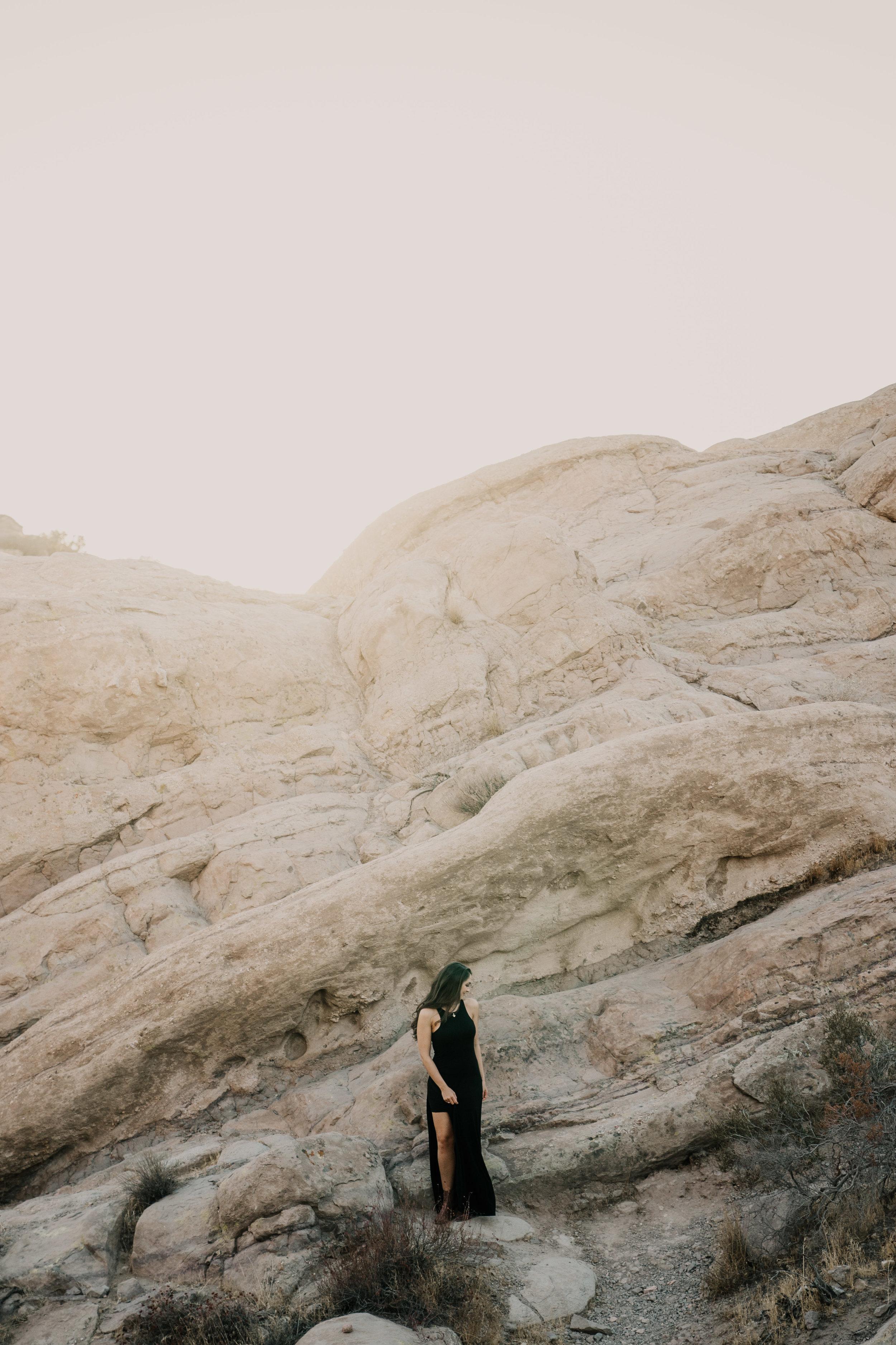 Vasquez Rocks Los Angeles Photography Session