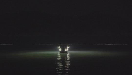 〈岸上漁歌〉劇照