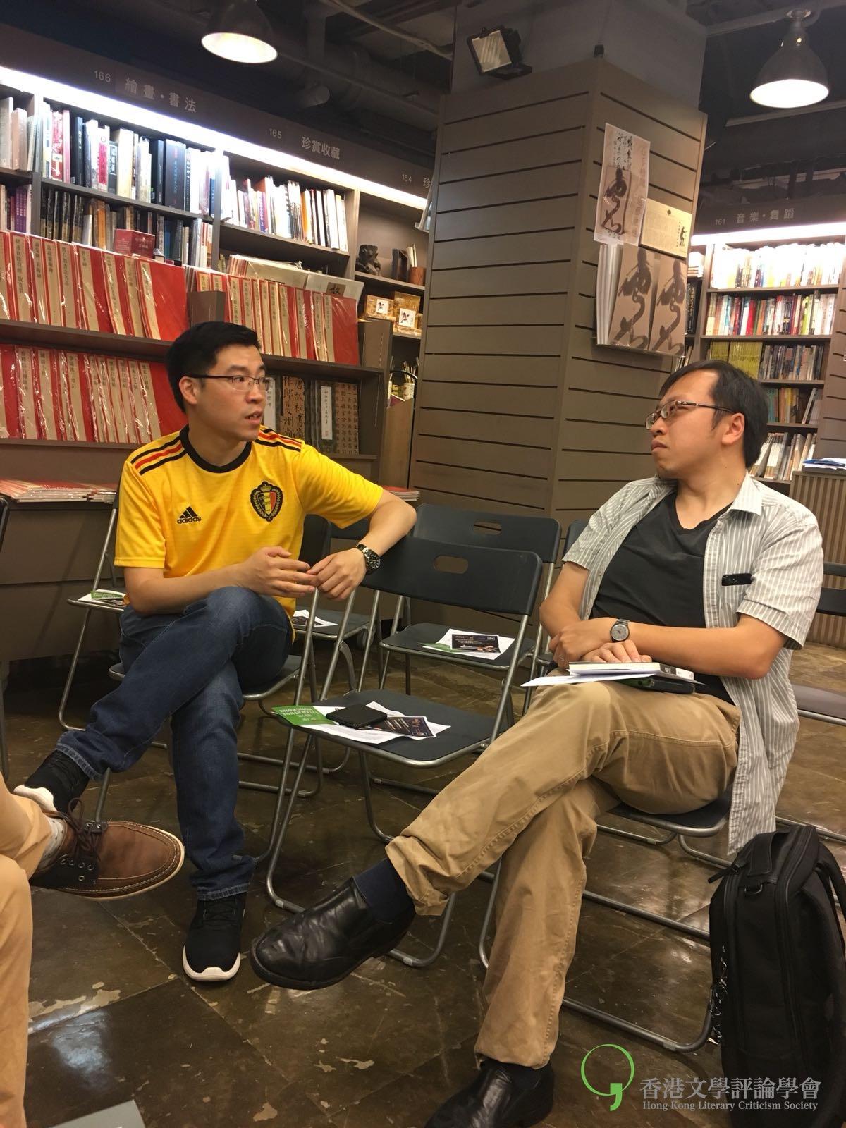 香港 猶太大屠殺 及寬容中心教育總監、歷史學者李家豪以歷史檔案解讀《盧麒之死》