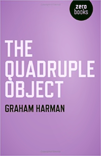 """The Quadruple Object""書影"