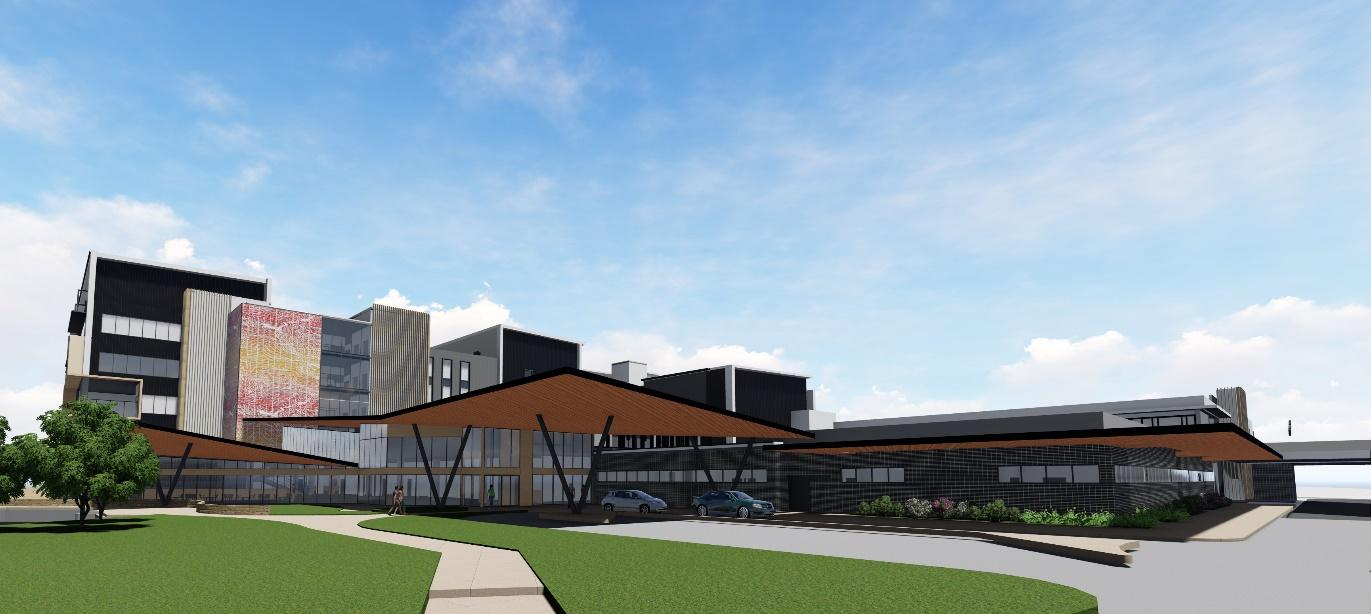 Hornsby Ku-Ring-Gai Hospital MSCP