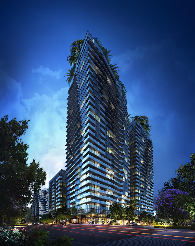 Brisbane 1 Towers
